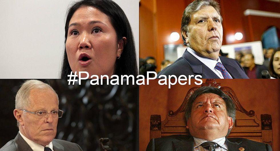 Panama Papers: Estos son los peruanos involucrados en escándalo mundial de paraísos fiscales