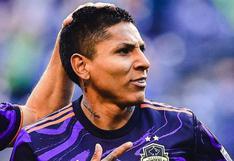 Ruidíaz, en el XI ideal de la semana de la MLS tras golazo de antología