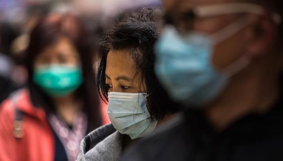 Los más críticos con el Ejecutivo local han reclamado el cierre completo de las fronteras con la China continental. (AFP).