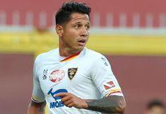 Gianluca Lapadula marcó gol, aunque no pudo impedir el descenso de Lecce (VIDEO)