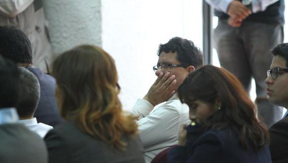 Presidente Regional de Pasco ya está en el penal Castro Castro