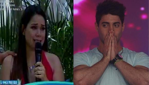 Andrea San Martín llora al revelar relación de Sebastián Lizarzaburú y su hija (VIDEO)