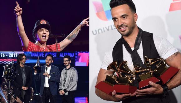American Music Awards 2017: esta es la lista de ganadores