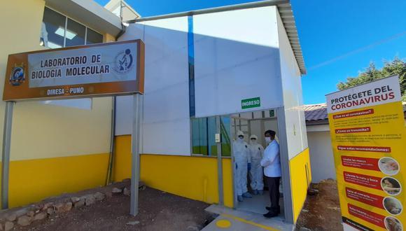 Autoridades realizaron una visita de supervisión a la Dirección Regional de Salud. (Foto: Referencial)
