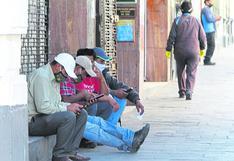Arequipa entre las regiones con mayor cifra de desempleo