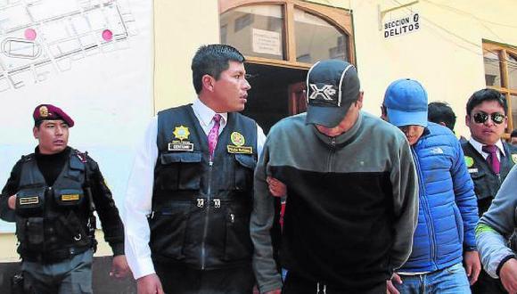 Juliaca: liberan a policía involucrado en robo de camioneta