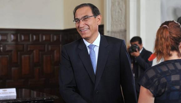 Comisión de Fiscalización dejó sin efecto crear un grupo que investigue a Martín Vizcarra