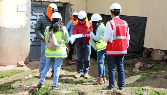 Monitores Ciudadanos encuentran falencias en obras de la provincia de Hvca.