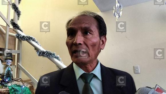Fallece el exgerente de Salud Edwin Bengoa Feria