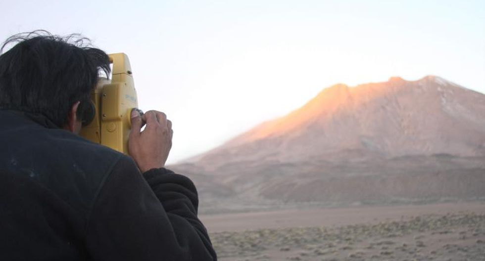 Alerta amarilla para volcán Ubinas