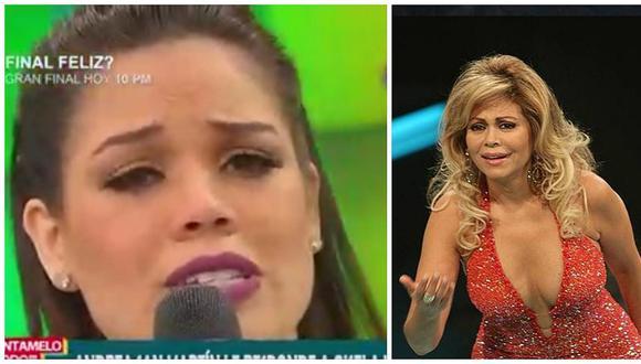 Andrea San Martín rompe el silencio tras incómodo comentario de Gisela en 'El Gran Show' (VIDEO)