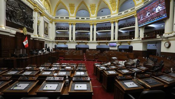 Candidatos al Parlamento dieron sus propuestas para evitar propagación del virus. (Foto: Congreso)