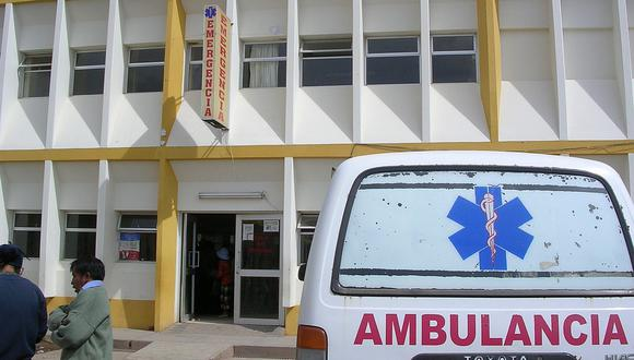 Ayaviri: policías detienen a dos varones acusados de agredir con arma cortante