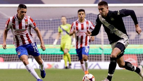 Santiago Ormeño espera llamado de selección mexicana (Foto: Imago7)