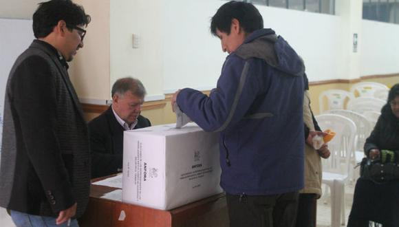 Alertan con descuento a trabajadores de GRH si no votan
