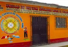 Pagan a administrativos con fondos que corresponden al magisterio en El Collao