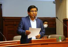 """Luis Dioses, vocero de Somos Perú señala que para superar crisis por COVID-19 """"no se necesitan vacancias"""""""