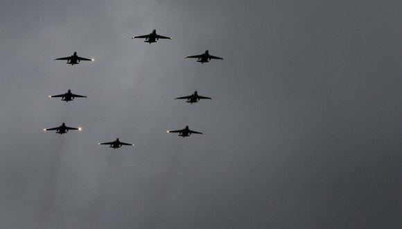 La aviación rusa bombardea otros 27 objetivos del Estado Islámico en Siria