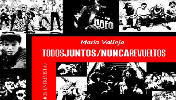 Libro aborda sobre los grupos que tocaban en los festivales del centro de Lima, y por toda la metrópoli, en los antros, en los carpas, que viajaron además a nivel nacional con miles de fans