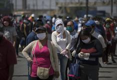 Arequipa: Índice de contagio bajó durante la semana