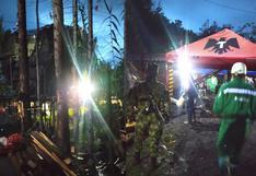 Explosión en mina deja dos mineros muertos, tres heridos y siete desaparecidos en Colombia