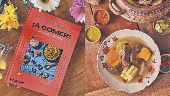 """""""Recetas caseras, sencillas, explicadas paso a paso para que cualquiera las entienda, esa es la esencia de ¡a comer! y también de sus videos"""", comenta Jimena Agois, periodista y fotógrafa gastronómica"""