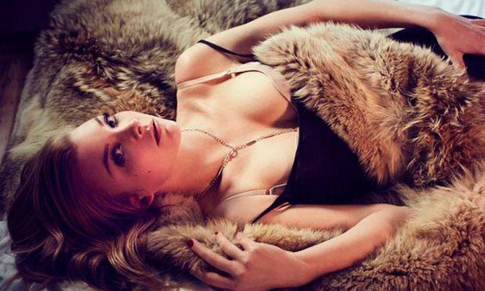 Natalie Dormer de Game of Thrones en topless para GQ (FOTOS)