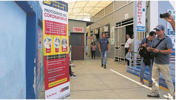 Descartan coronavirus en 3 pacientes de Áncash