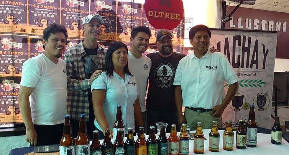 Arequipa: Ocho mil litros de cerveza artesanal a la venta