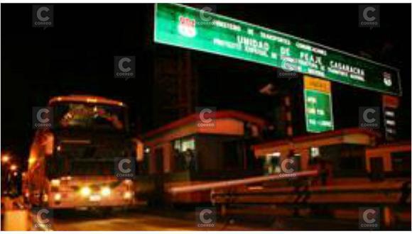 La Oroya: Transportistas se organizan para impedir construcción de peaje en Ticlio