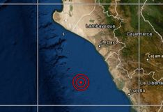 La Libertad: Sismo de magnitud 4,1 se reportó en Pacasmayo, señala IGP