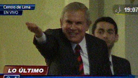 Luis Castañeda Lossio juramenta como alcalde de Lima (Videos)