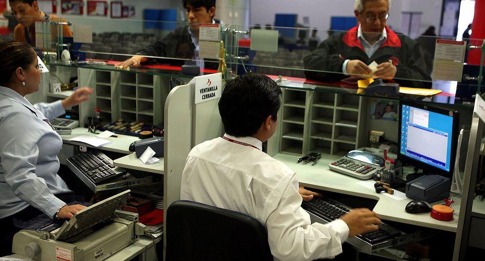 Morosidad de créditos bancarios retrocedió en noviembre
