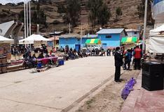 Huancavelica: Inician proyecto para recuperar biodiversidad en Laria