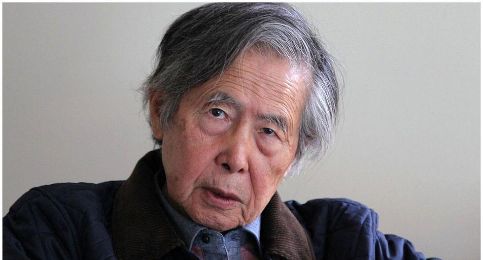 Alberto Fujimori permanece internado en una clínica local por problemas respiratorios. (Foto: Archivo Correo)