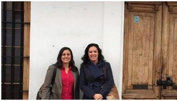 Excongresista difundió foto trucada de Verónika Mendoza y Marisa Glave