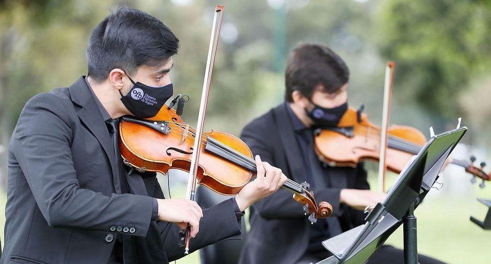 Eventos musicales podrán realizarse sin presencia de público, según protocolo sanitario aprobado por el Gobierno