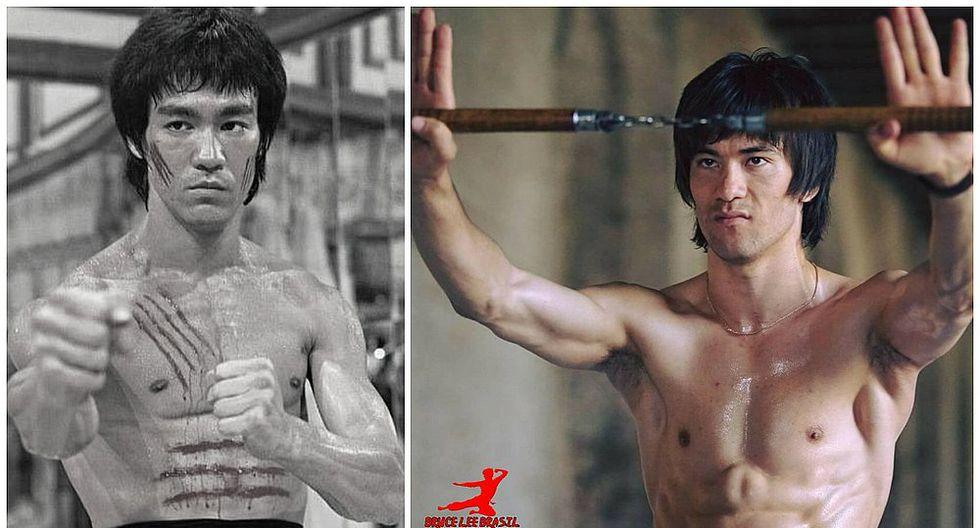'Bruce Lee de Afganistán' sorprende con su parecido al maestro de las artes marciales (VIDEO)