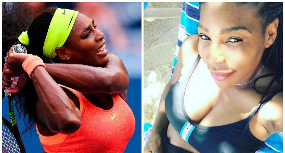 Serena Williams: recibe comentario racista sobre color de su bebé y ella responde así (VIDEO)