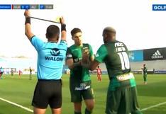 Alianza Lima: Jefferson Farfán ingresó en el segundo tiempo y su minutos con los victorianos (VIDEO)