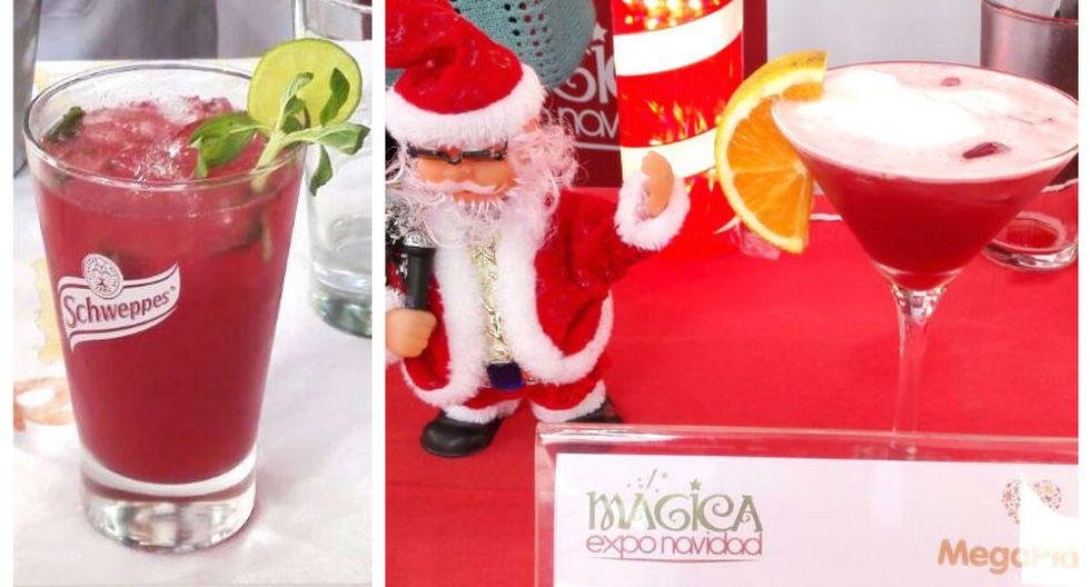 Navidad 2015: infaltables cocteles para esta Nochebuena