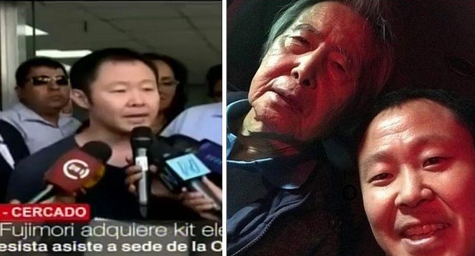 Kenji Fujimori anuncia creación de nuevo partido con su padre como líder fundador (VIDEO)