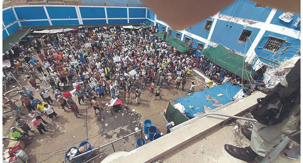 Lambayeque: Más de 200 reclusos del penal de Chiclayo dieron positivo a prueba de coronavirus