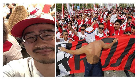 Tas, el japonés al que reclamaron peruanos triste por eliminación de selección