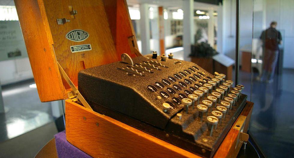 Londres: Máquina Enigma de los nazis se subasta por 231.187 dólares