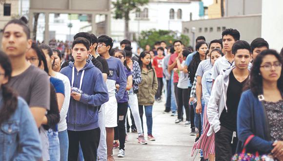 El 58% de jóvenes de Latinoamérica considera que la falta de experiencia es la principal razón por la que no los contratan, seguida de la falta de conocimiento de inglés o algún otro idioma (17%), según un reciente estudio elaborado por la firma ManpowerGroup.