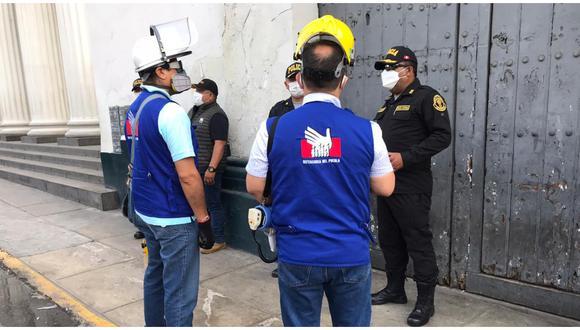 Defensoría del Pueblo investigará presunto caso de secuestro contra un manifestante del sábado. (Foto: Defensoría del Pueblo)
