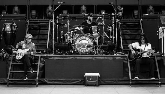 Guns N'Roses pospone a 2022 su gira europea, incluido su concierto en Sevilla. (Foto: @Guns N Roses)