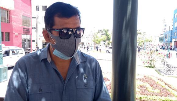 Wilfredo Espinoza no se quedó callado luego de ser denunciado penalmente. (Foto: Correo)