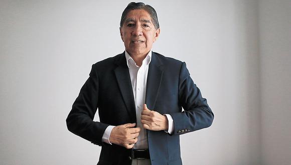 El exfiscal Avelino Guillén fue integrante del equipo técnico de Pedro Castillo en la reciente campaña electoral. (Foto: GEC)